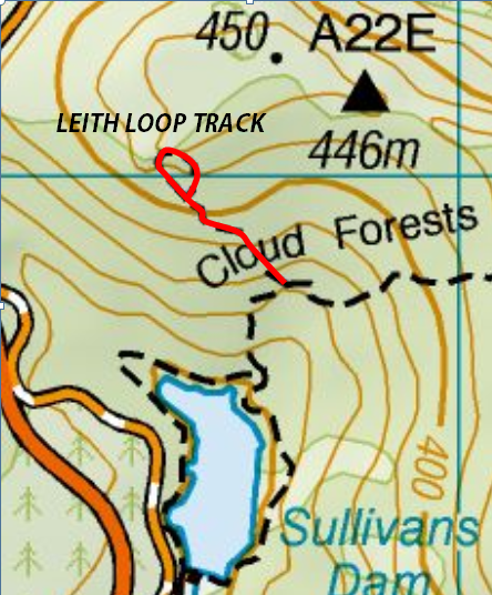 Leith Loop Map